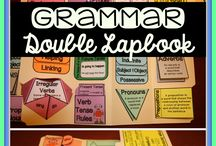 Grammar Foldables
