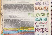 Words | Faith / by Tammy @ Not Just Paper and Glue