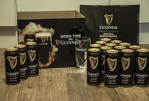 Guinness Draught - czyli delektuj się niepowtarzalnym irlandzkim piwem . / Oryginalne irlandzkie piwo, fajnym gadżetem w środku tzw. widgetem dzięki któremu to uzyskujemy niepowtarzalną intensywną pianę. Wyróżniający się smak, kolorystyka, konsystencja i wspomniana piana to niewątpliwe atuty tego piwa.