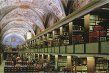 favorite libraries / by Rosemarie Kistenmacher