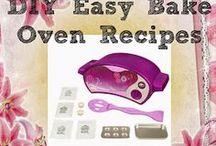 Bailey's Easy bake/ice cream maker recipes 2016