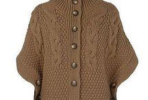 Kötött pulcsik, egyéb ötletek, játék baba ruhák (knitted sweaters)
