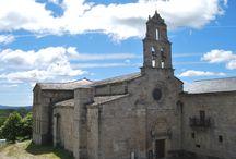 Monasterio de San Martín de Castañeda / Románico de Zamora