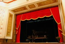 Northern Lights Venues / A gallery of some of the historic venues on the Minnesota Iron Range where the Northern Lights Music Festival performs.