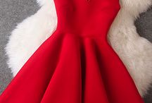 Christmas party dress / by Autumn Garner Carson
