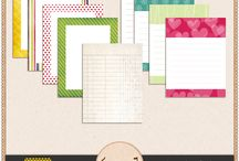 Scrapbooking Ideas and Printables
