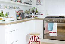 Scandinavian Style   - Küche