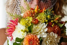 Fall Bouquets / Bouquets created by Local Color Flowers in September, October, & November.