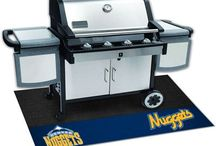 NBA - Denver Nuggets Tailgating Gear, Fan Cave Decor and Car Accessories / Find the latest Denver Nuggets Tailgater supplies, Decor for your NBA Man Cave, and Automotive Basketball Fan Gear for your car or truck