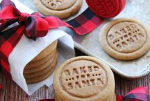 Stamp biscuits :)