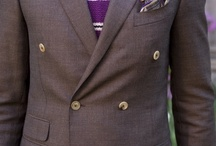 Black, Brown and Beige - Inspirations for a Semi-formal Life / by Channing Paluck