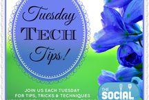 TUESDAY TECH TIPS~ YourSocialRecipes.com #tuesdaytechtips / A new series, of technology tips & tricks, from www.yoursocialrecipes.com