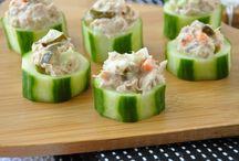 Appetizers / Cucumber