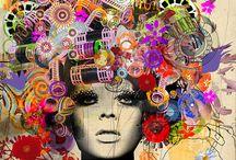 Fasinators/hats / by Nancy Paul