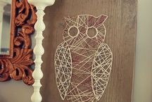 String Art / by Kristie Frentsos Browning