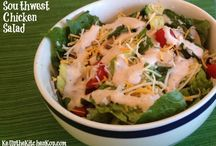 Salads and Dressings / by Denise Coker