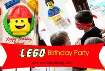 Lego Birthday Party!