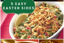 Easter Entertaining / From a tasty brunch to a hearty dinner, Green Giant has you covered for all your Easter entertaining needs! These easy and delicious ideas will help you wow your family and friends!