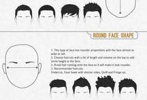 коррекция формы лица стрижкой