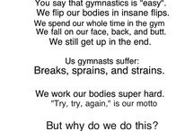 Gymnastics / by Brandy Thetford