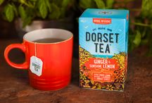 Ginger and Sunshine Lemon / With warming ginger and zingy lemon this herbal infusion is as glorious as a Dorset sunset.