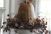 Fall decor / by Paige Canobbio
