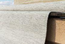 Wool Textured & Flatweave / See our broad range of woollen rugs from flatweave through to heavily textured.
