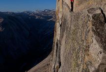 Escalada y montaña