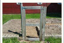 Garden Planning and Organization