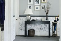 the inviting | ENTRYWAY / Beautiful entry way. styling your entry way.
