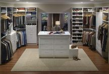 Dream Closets / by Brianne