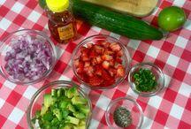 Healthy Snack Central / Easy, delicious, and HEALTHY snacks!