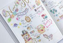 Pinky's Journaling
