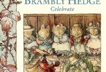 Brambly hedge celebrate