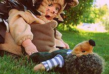 Cute Kids / by Jasmine Greenfield