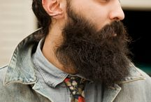 // B E A R D Y // / i love bearded men / by Lauren Jackson Cooper