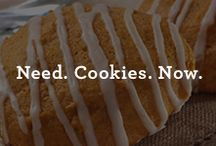 < 30 Min: Quick Cookies / Want easy cookie recipes? They don't get any easier than this collection—each recipe bakes up in 30 minutes or less! / by Nestle Very Best Baking