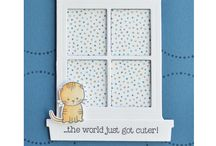 made with love... window