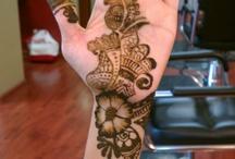 Henna, Mehndi Tattoos