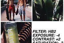 pinterest filters