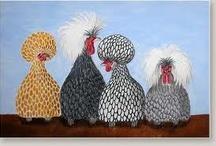 Chickens / by Dawn Larimer