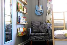 toddler rooms / by Whitney Bullington