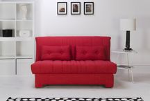 The Look: Hot Reds / As the Summer hots up this month think about using hot reds to liven up your home! Centred around our new Snap sofa bed - use bright reds to make a real statement in your home! https://www.sofabedsofa.com/snap-sofa-bed