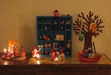 Seizoenstafels / Sinterklaas tafel