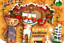 Bedtime Routine / And So To Bed - everything about bedtimes...
