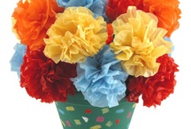 Flower Tutorials and Handmade Flowers / DIY flowers and craft projects with flowers ... you'll find flower tutorials, flower crowns, flower art and more on this board.