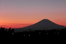 Mt. Fuji・富士山 / UNESCO World Heritage :) / by Junco Wisteria