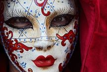 Venician  Masks