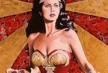 Wonder Woman / by DiaVez