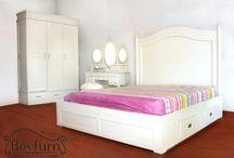 bedroom set / By bevfurn